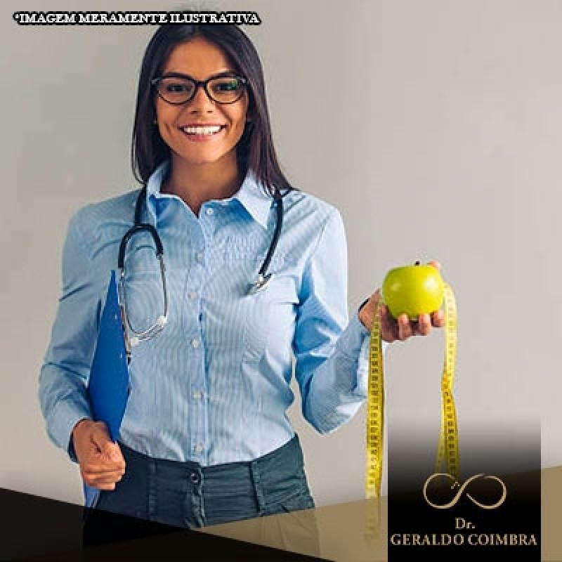 Onde Encontro Nutrólogo para Emagrecer Pinheiros - Nutrólogo e Endocrinologista