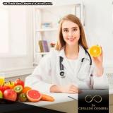 consultório com médico nutrólogo e nutricionista Brooklin