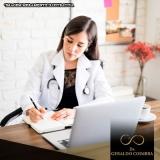 consultório com médico nutrólogo para ganho de massa Higienópolis
