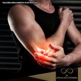 local para tratamento de dor na articulação do cotovelo Brooklin