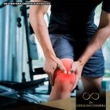local para tratamento para dor no joelho Alto de Pinheiros