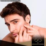 onde fazer tratamento hormonal acne homem Higienópolis