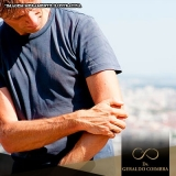 tratamento de dor na articulação do cotovelo Vila Olímpia