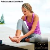 tratamento para dor na articulação do pé Morumbi
