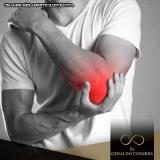 tratamento de dor na articulação do cotovelo