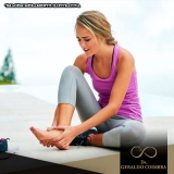 tratamento para dor na articulação do pé