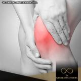 tratamento para dor no joelho Alto de Pinheiros