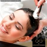 tratamento capilar feminino