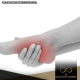 tratamentos para dor na articulação do pé Vila Mariana