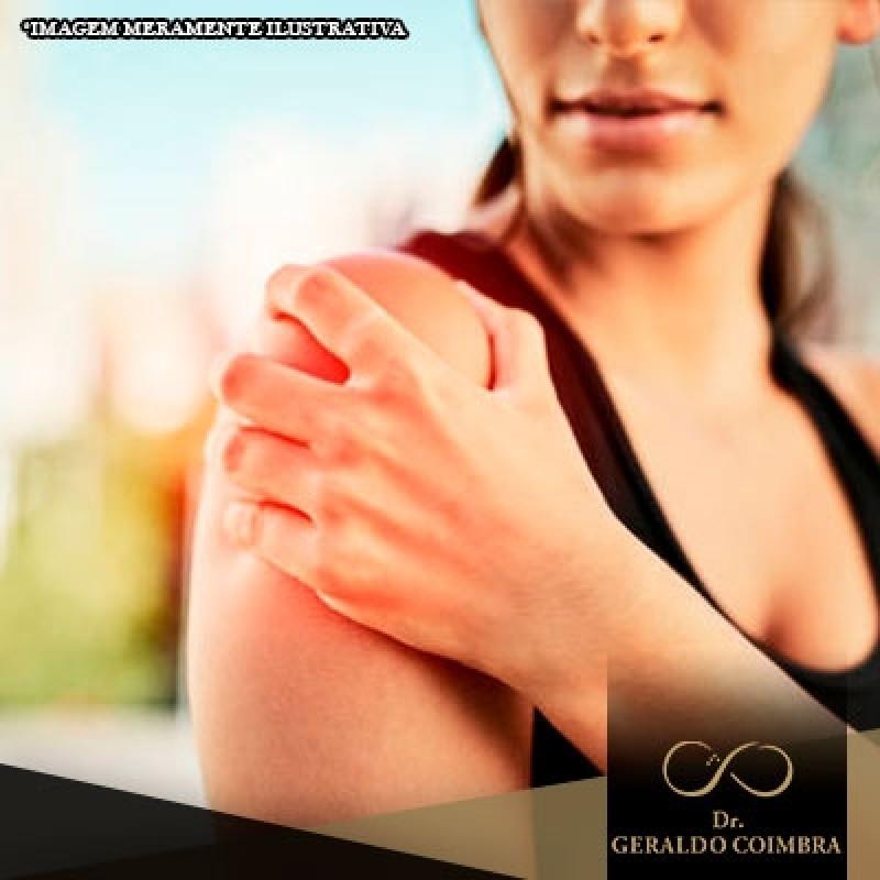 Tratamento de Dor na Articulação do Ombro Vila Madalena - Tratamento para Dor na Articulação do Pé