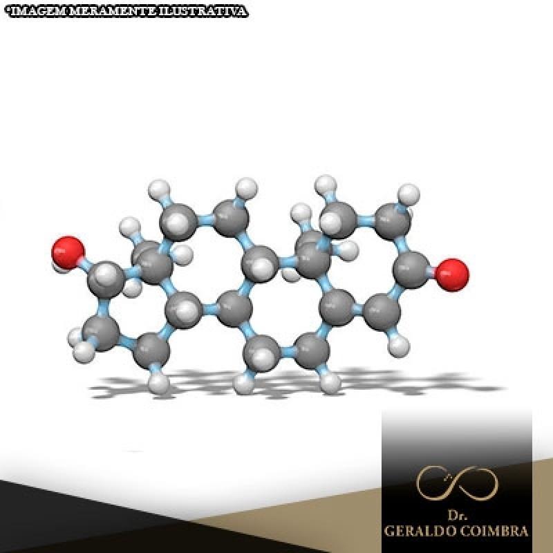 Tratamento Hormonal de Testosterona Alto de Pinheiros - Tratamento Hormonal Acne