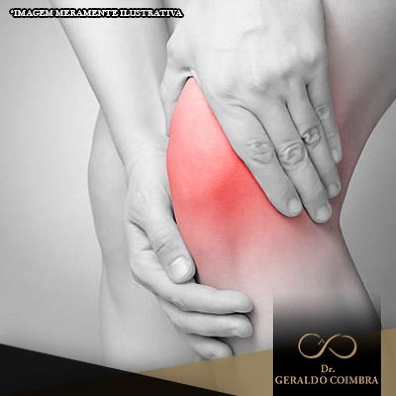 Tratamento para Dor no Joelho Perdizes - Tratamento para Dor na Articulação do Pé