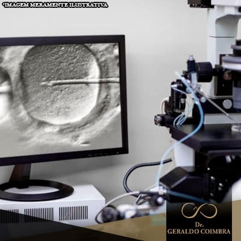 Tratamentos de Infertilidade Fertilização In Vitro Alto de Pinheiros - Tratamento de Infertilidade Masculina